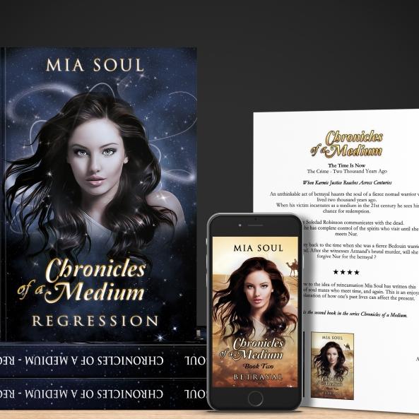 Novels by Mia Soul